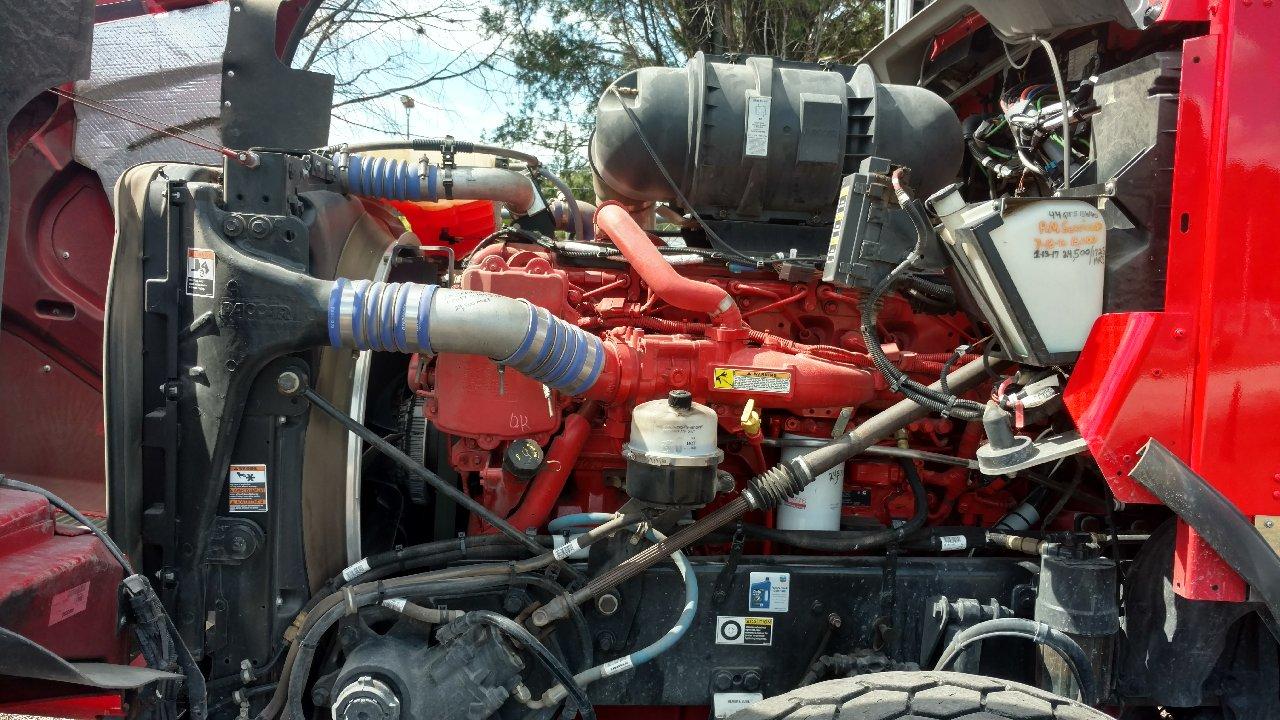 450hp Cummins Diesel Engine